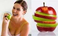 Cách giảm cân với táo rất nhanh và hiệu quả cho phụ nữ