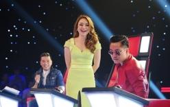 Trực tiếp Giọng hát Việt 2015 tập 3 vòng giấu mặt