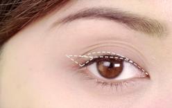 Cách trang điểm cho mắt đẹp to tròn tự nhiên cho bạn gái