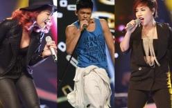Top 3 thí sinh sáng giá nhất Vietnam Idol 2015 tập 8
