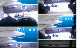Vụ thân máy bay dán băng keo: Vietnam Airlines phản hồi