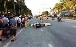 Tai nạn giao thông nghiêm trọng, một người phụ nữ chết thảm