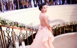 Hoàng Oanh xinh đẹp như công chúa đi sự kiện