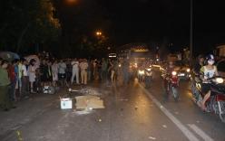Đi xe đạp điện, nữ sinh lớp 12 tử nạn dưới bánh xe tải