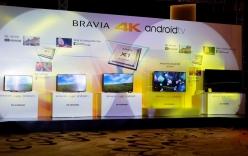 """Sony trình làng """"siêu phẩm"""" TV Bravia 4K tại Việt Nam"""