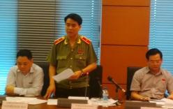 Tướng Chung: Không áp dụng án tử với tội tham nhũng là không công bằng