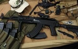 Xem huyền thoại AK-47