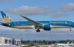 Boeing 787-9 của Vietnam Airlines thử nghiệm thành công tại Mỹ