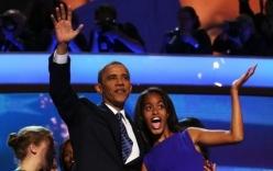 Con gái Tổng thống Obama được cầu hôn bằng sính lễ gì?