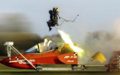 Ghế phóng - giải pháp giúp phi công thoát nạn