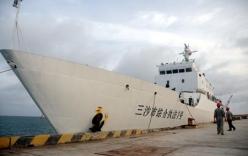 Tàu Trung Quốc hoàn thành đợt tuần tra trái phép đầu tiên tại Biển Đông