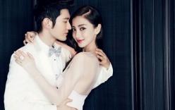 Huỳnh Hiểu Minh công khai đăng ký kết hôn với Angela Baby