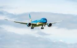 Chiếc Boeing 4,2 nghìn tỉ của Vietnam Airlines cất cánh