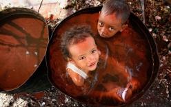 Giật mình với chùm ảnh Trái Đất cạn kiệt nguồn nước sạch