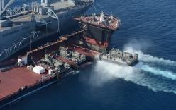 Tàu đặc biệt có khả năng thay đổi cục diện trận chiến của Mỹ, hoạt động trên thực địa