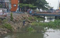 Rùng mình phát hiện thi thể nữ sinh đang phân hủy trên sông Đồng Nai