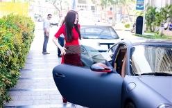 Nữ đại gia xinh đẹp 2 năm đổi 4 xe sang tiền tỉ