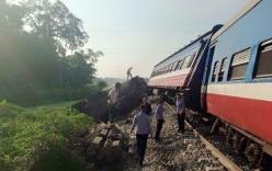 Phú Thọ: Tàu hỏa tông xe tải, 1 người tử vong