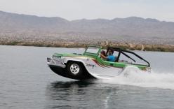 Độc đáo ô tô chạy dưới nước nhanh nhất thế giới