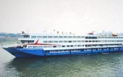 Khoảnh khắc cuối cùng của tàu Phương Đông trước khi gặp nạn