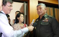 Tướng quân đội Thái Lan ra đầu thú tội buôn người