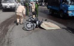 Bắt tài xế gây tai nạn làm một cảnh sát hình sự thiệt mạng