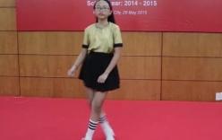 Phương Mỹ Chi gây tranh cãi khi nhảy nhạc dành cho người lớn