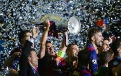 Barcelona 3–1 Juventus: Barca lên đỉnh châu Âu đầy thuyết phục