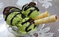 Cách làm kem trà xanh mát lạnh thơm ngon tại nhà