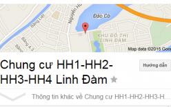 Chung cư HH2 Linh Đàm mở bán ngày 8/6