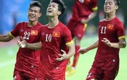 U23 Việt Nam mất ngôi đầu bảng