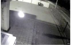 Vật thể bí ẩn xuất hiện gần nhà thờ Do Thái ở Ukraine gây tranh cãi