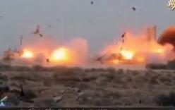Video: IS cho nổ tung hai chiến đấu cơ Libya