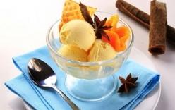 Cách làm kem bí ngô vani thơm ngon mát lạnh tại nhà