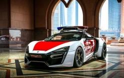 Cảnh sát Ả Rập sắm siêu xe đắt nhất lịch sử