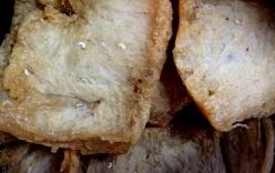 Phát hiện giòi, bọ trong thực phẩm chay đóng gói