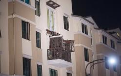 Nhà sập ban công, 6 người thiệt mạng
