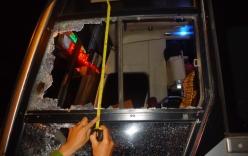 Nguyên nhân xe khách bị ném đá, phụ xe bị hành hung