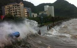Đêm nay bão số 1 đổ bộ vào Quảng Ninh
