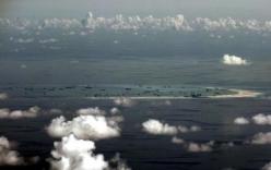 Máy bay Nhật bay vòng quanh Bãi Cỏ Rong trên Biển Đông