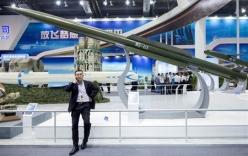 Trung Quốc chào hàng máy phóng tên lửa