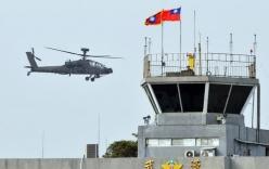 Mỹ đòi tập trận với Đài Loan, Trung Quốc nổi đóa
