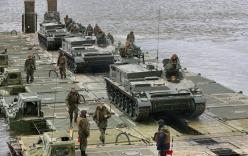 Video: Cận cảnh sức mạnh sát thủ diệt tăng của công binh Nga