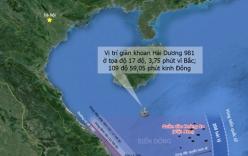 TQ kéo giàn khoan Hải Dương-981 vào vùng chồng lấn là phạm luật