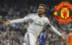 M.U lần thứ 2 bị Real từ chối về đề nghị hỏi mua Ramos
