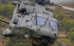 Video: Cận cảnh sức mạnh trực thăng hiện đại nhất châu Âu NH90