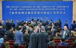Việt Nam tham gia ngân hàng do Trung Quốc khởi xướng