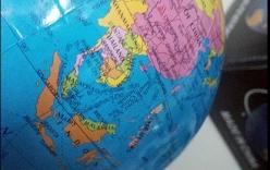 Philippines phát hiện hàng loạt quả địa cầu in đường lưỡi bò