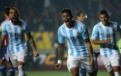 Vùi dập Paraguay, Argentina giành vé vào chung kết Copa America