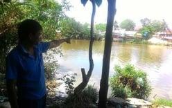 Chồng ném vợ xuống sông sau đó nhảy cầu tự tử